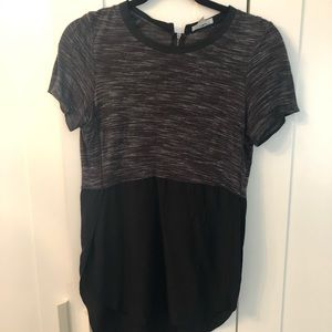 Wilfred T-Shirt with Silk Detailing